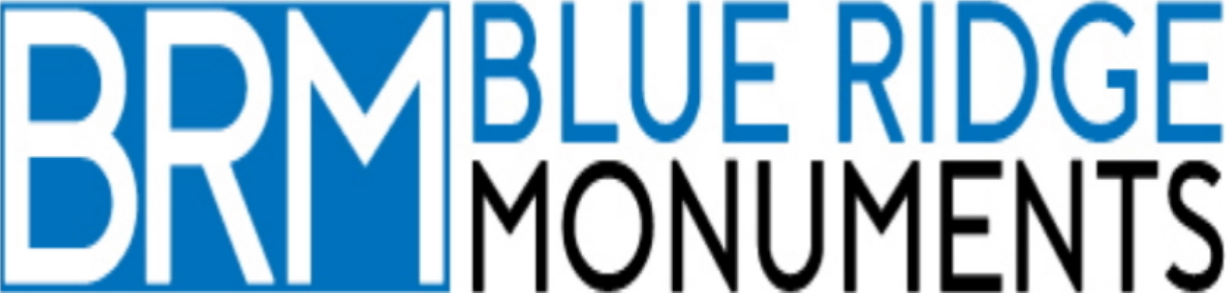 Logo-Blue Ridge Monuments