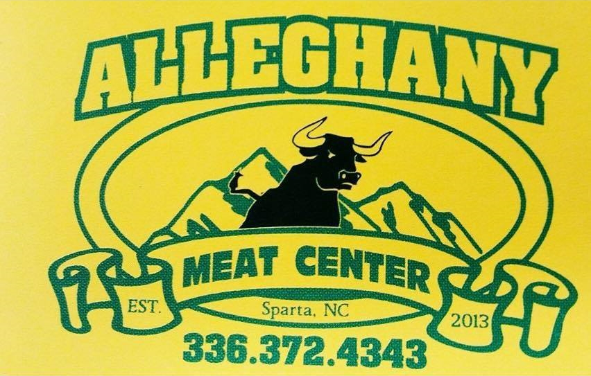 Logo-Alleghany Meat Center