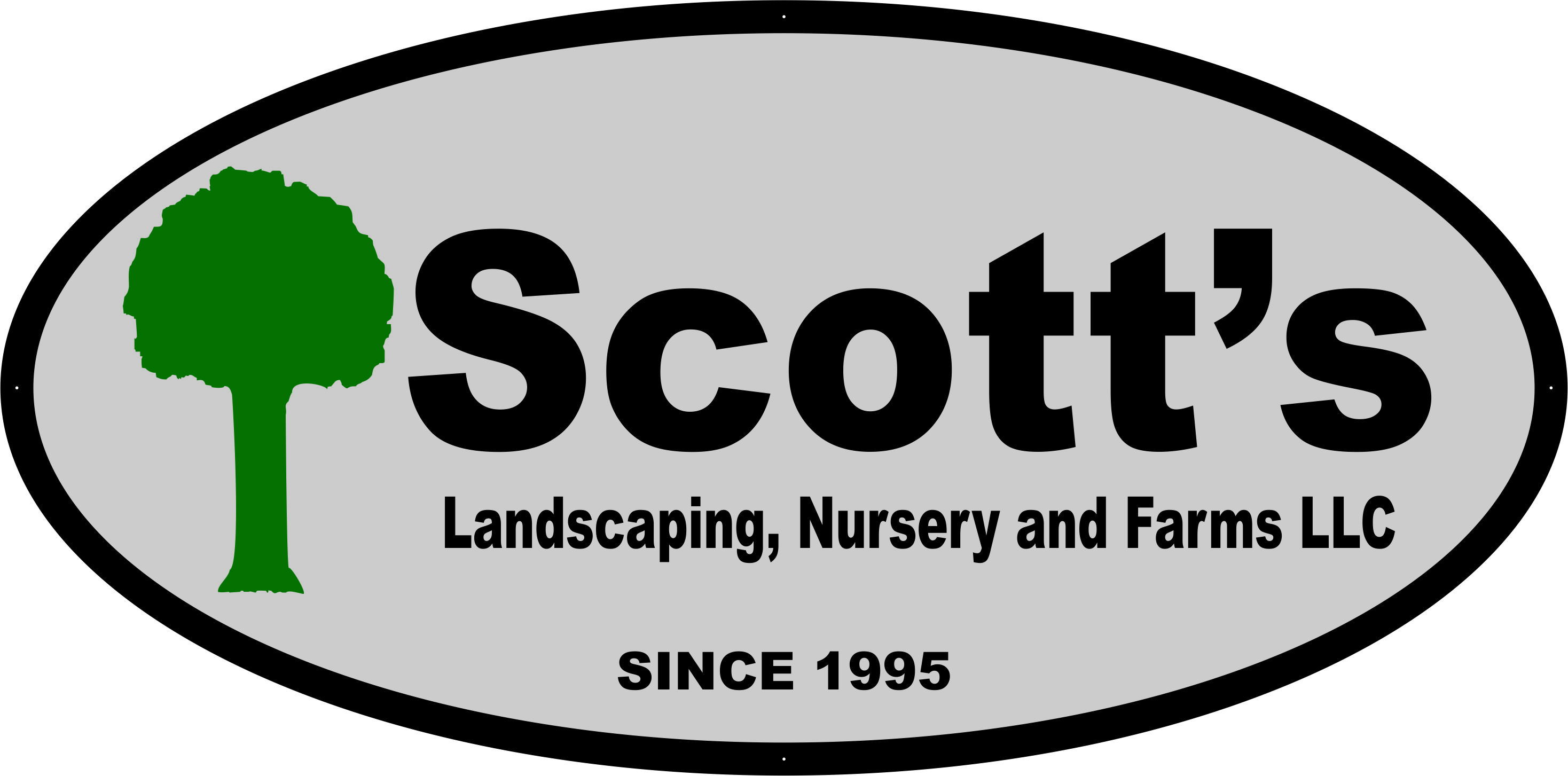 Logo-Scotts Landscaping & Rent-All
